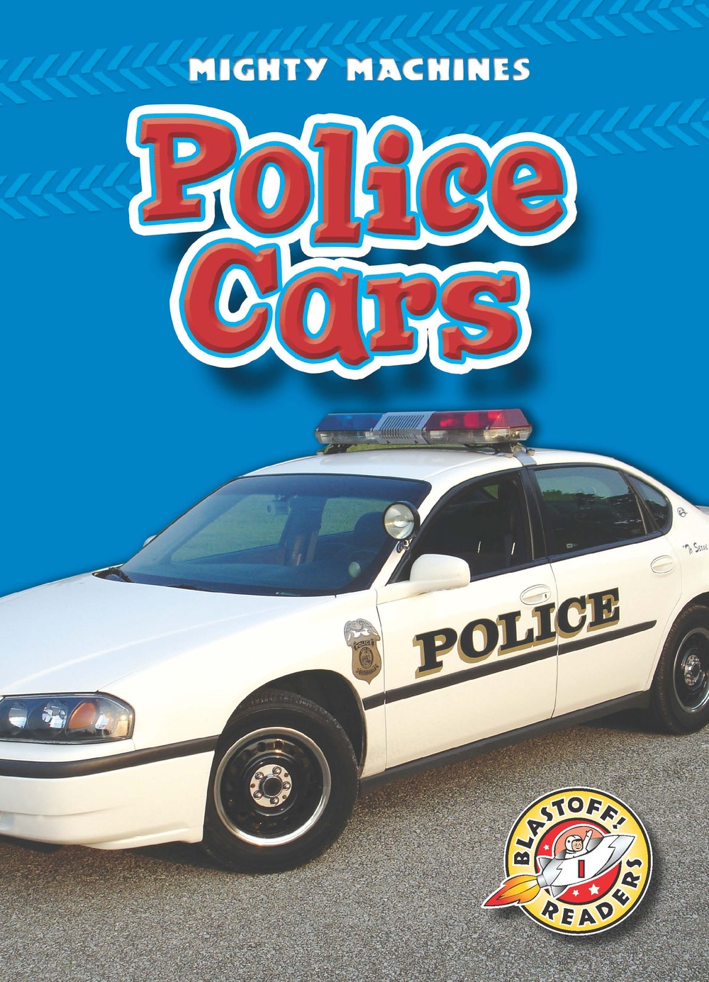 Police Cars By Kay Manolis