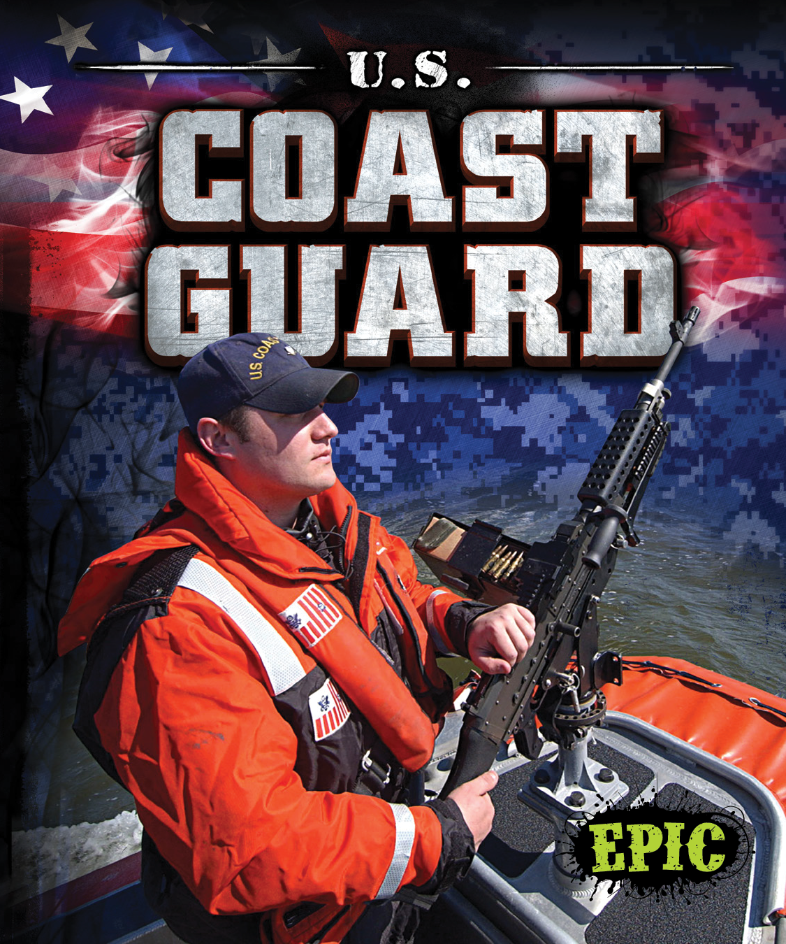 U.S. Coast Guard By Nick Gordon