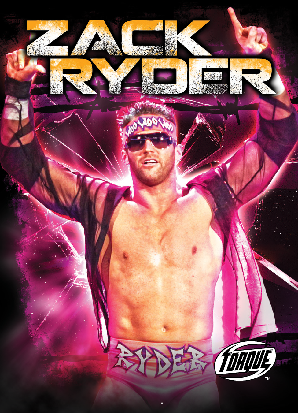 Zack Ryder By Jason Brickweg