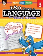 180 Days of Language for Third Grade: Practice, Assess, Diagnose