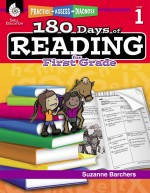 180 Days of Reading for First Grade: Practice, Assess, Diagnose