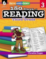 180 Days of Reading for Third Grade: Practice, Assess, Diagnose