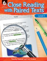 Close Reading with Paired Texts Level 1: Engaging Lessons to Improve Comprehension