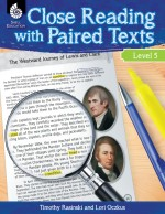 Close Reading with Paired Texts Level 5: Engaging Lessons to Improve Comprehension