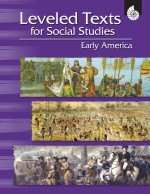Leveled Texts for Social Studies: Early America