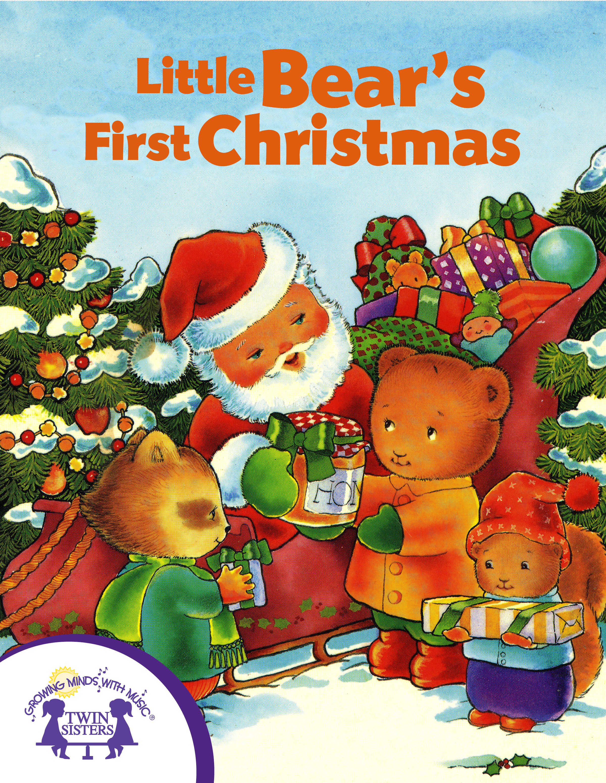 Little Bear's First Christmas By Judy Nayer
