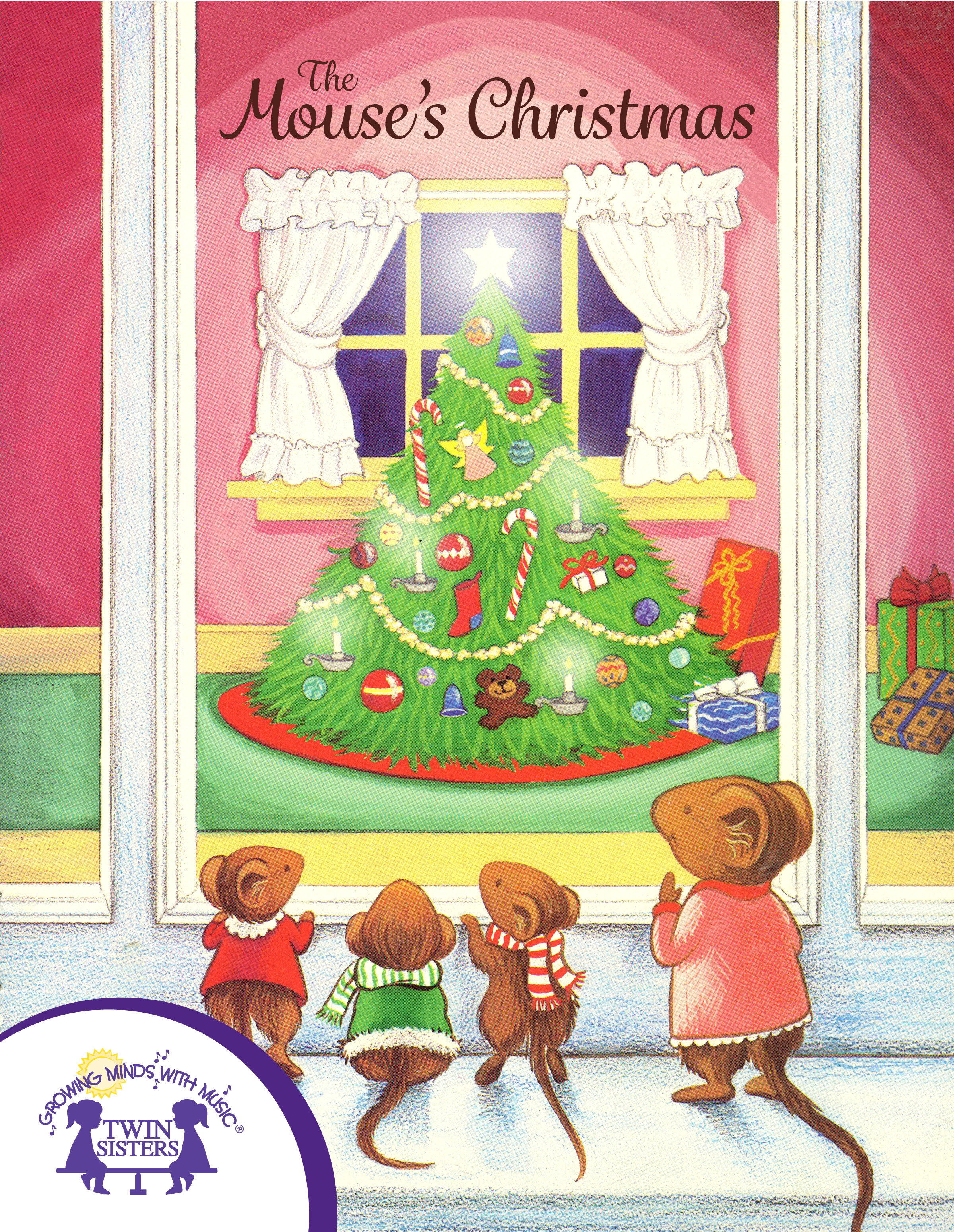 The Mouse's Christmas By Kit Schorsch