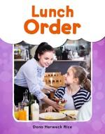 Lunch Order: Read-Along eBook
