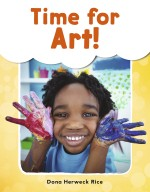 Time for Art: Read-Along eBook