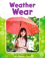 Weather Wear: Read-Along eBook