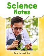 Science Notes: Read-Along eBook