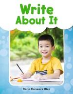 Write About It: Read-Along eBook