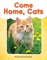 Come Home, Cats: Read-Along eBook
