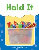 Hold It: Read-Along eBook