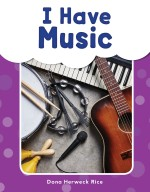 I Have Music: Read-Along eBook