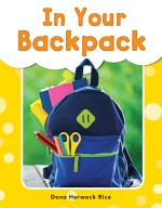 In Your Backpack: Read-Along eBook