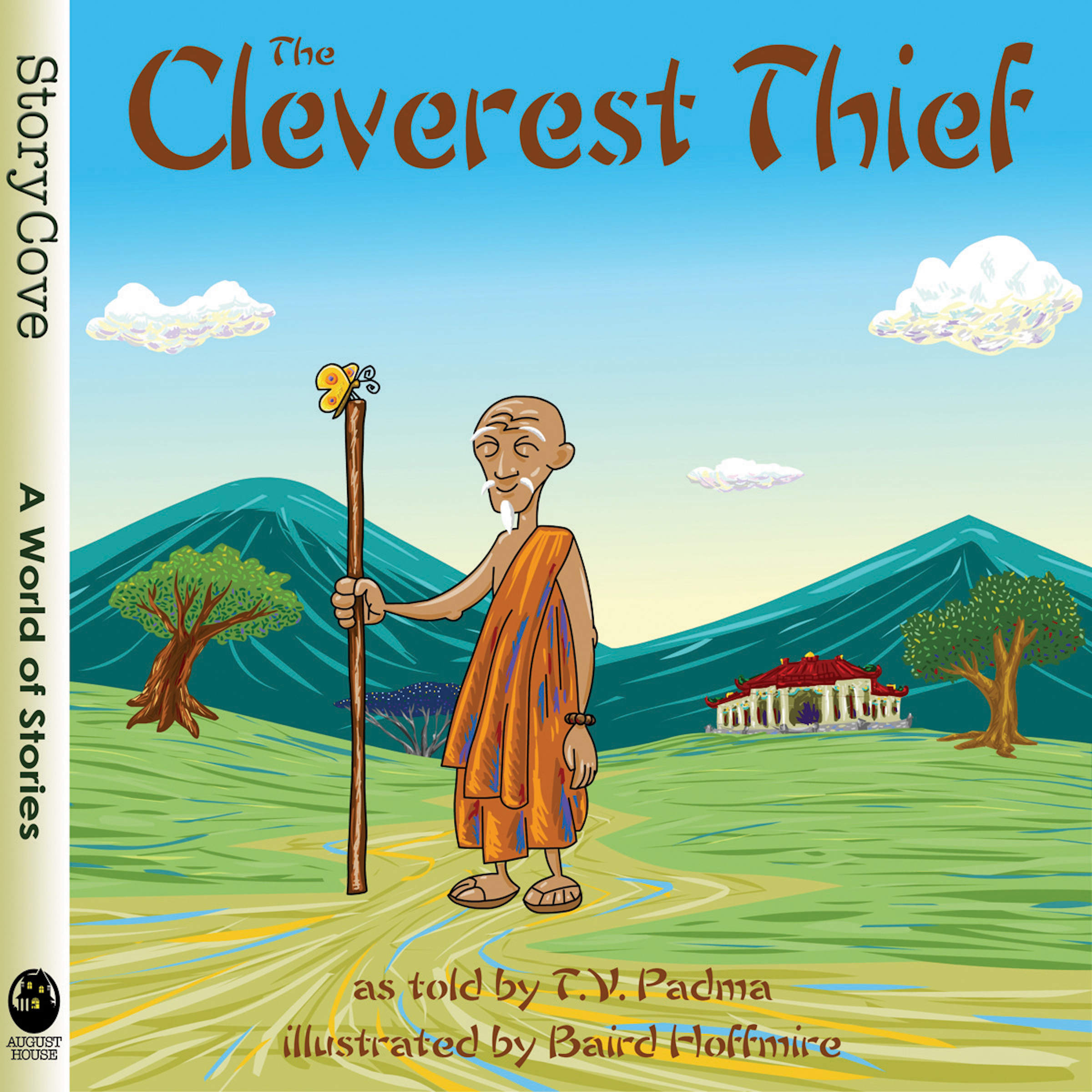 Cleverest Thief: Read Along or Enhanced eBook By Padma Venkatraman