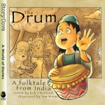 The Drum: A Folktale from India: Read Along or Enhanced eBook
