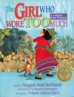 The Girl Who Wore Too Much: Read Along or Enhanced eBook