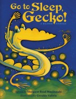 Go to Sleep, Gecko! A Balinese Folktale: Read Along or Enhanced eBook