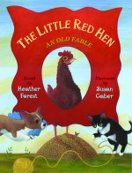Little Red Hen: An Old Fable: Read Along or Enhanced eBook