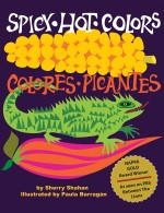 Spicy Hot Colors: Colores Picantes: Read Along or Enhanced eBook