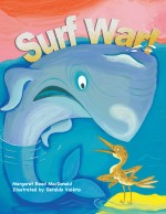 Surf War! A Folktale from the Marshall Islands: Read Along or Enhanced eBook