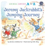 Jeremy Jackrabbit's Jumping Journey: Read Along or Enhanced eBook