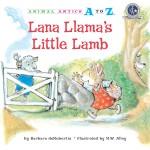 Lana Llama's Little Lamb: Read Along or Enhanced eBook