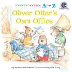 Oliver Otter's Own Office: Read Along or Enhanced eBook
