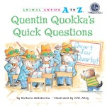 Quentin Quokka's Quick Questions: Read Along or Enhanced eBook