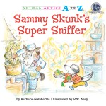 Sammy Skunk's Super Sniffer: Read Along or Enhanced eBook