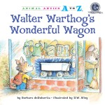Walter Warthog's Wonderful Wagon: Read Along or Enhanced eBook