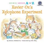 Xavier Ox's Xylophone Experiment: Read Along or Enhanced eBook