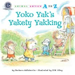 Yoko Yak's Yakety Yakking: Read Along or Enhanced eBook