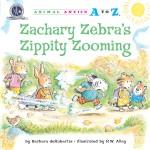 Zachary Zebra's Zippity Zooming: Read Along or Enhanced eBook