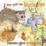 Por qué los lémures tienen ojos enormes?: Read Along or Enhanced eBook