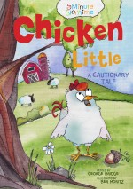 Chicken Little: Read Along or Enhanced eBook