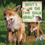 What's On The Food Chain Menu?: Read Along or Enhanced eBook