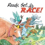 Ready, Set, Race!: Read Along or Enhanced eBook