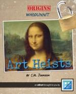 Art Heists: Read Along or Enhanced eBook