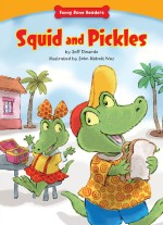 Squid and Pickles: Read Along or Enhanced eBook