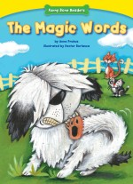The Magic Words: Read Along or Enhanced eBook