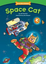 Space Cat: Read Along or Enhanced eBook