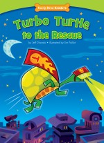 Turbo Turtle to the Rescue: Read Along or Enhanced eBook