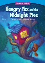 Hungry Fox and the Midnight Pies: Read Along or Enhanced eBook