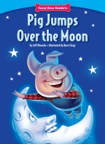 Pig Jumps Over the Moon: Read Along or Enhanced eBook