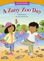 A Zany Zoo Day: Read Along or Enhanced eBook