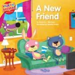 A New Friend: Read Along or Enhanced eBook