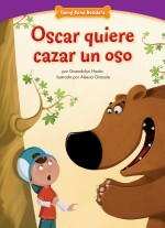 Oscar quiere cazar un oso: Read Along or Enhanced eBook